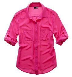 a.n.a buttonup shirt