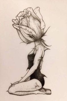 c … – Bildunterschrift – April – themindsjournal.c … – # Bildunterschrift Cool Art Drawings, Pencil Art Drawings, Easy Drawings, Drawing Sketches, Disney Drawings, Tattoo Drawings, Beautiful Drawings, Sketch Art, Girl Sketch