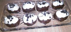 Gaštanové jazýčky – iKuchar.sk Cupcake, Muffin, Breakfast, Desserts, Food, Morning Coffee, Tailgate Desserts, Deserts, Cupcakes
