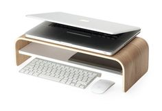 Desktop riser
