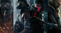 Image result for ubisoft characters