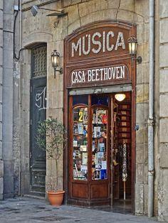 Casa Beethoven | Las Ramblas, 97 - Barcelona