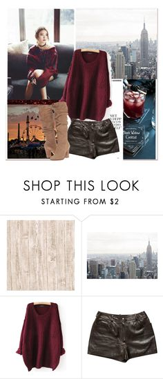 """""""Без названия #35"""" by hotsuin ❤ liked on Polyvore featuring Chanel and Steve Madden"""