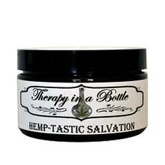 Therapy in a Bottle - Natural, Organic Body Care