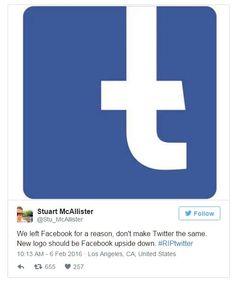 Twitter podría cambiar el orden de su timeline