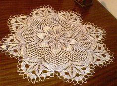 Doily Patterns, Knit Patterns, Knitting Projects, Crochet Projects, Irish Lace, Lace Knitting, Beautiful Crochet, Crochet Doilies, How To Make