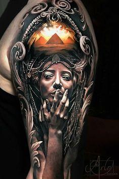 #tattoo by Arlo DiCristina