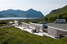 truls sommerdrøm Lofoten, Safari, Rest Area, Outdoor Spaces, Outdoor Decor, Fun Projects, Environment, Deck, Island