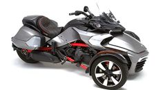 Corbin Touring Saddle with Smuggler Trunk for Can-Am Spyder F3 & F3-S | ProRidersMarketing