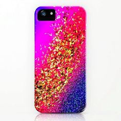 iPhone 5 Cases for Girls   ... Glitter iPhone 5 Case - Cute Ombre Glitter iPhone 5... - iPhone Cases