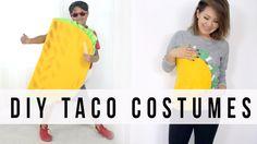 DIY Taco Family Costume   HALLOWEEN   ANN LE