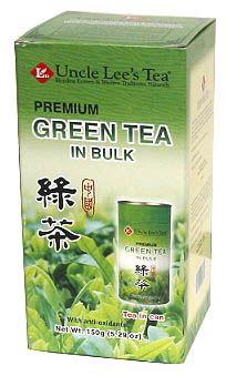 Tea,Loose Green 5.29 oz, case of 6: HF