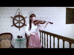 Ayako Ishikawa / 「潮騒のメモリー」ヴァイオリン演奏