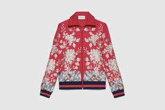 These Gucci Tracksuits Feature Elegant Floral Motifs and Much More   For the Spring/Summer season of 2017, a line of Gucci tracksuits was released by the Italian luxury house.  The whole collection is filled with bold colorways that are comprised of vibrant hues of orange, blue,...