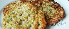 Recept Cuketové placky se sýrem FETA Frittata, Breakfast, Food, Zucchini, Morning Coffee, Essen, Meals, Yemek, Eten