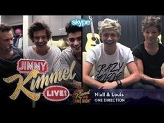 Skype Scavenger Hunt with One Direction - OMFG!!!!! i died laughing!!!!!!!!! XD