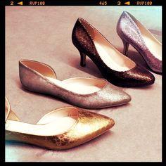 Metalizados de março na Shoes4you  Só R$49,99 cada! http://shoes4you.com.br