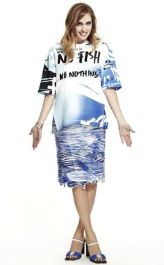 Pin this image and enter to win The Blonde Salad's favorite Kenzo piece on Moda Operandi! Enter here: https://www.facebook.com/ModaOperandi/app_346997318760251