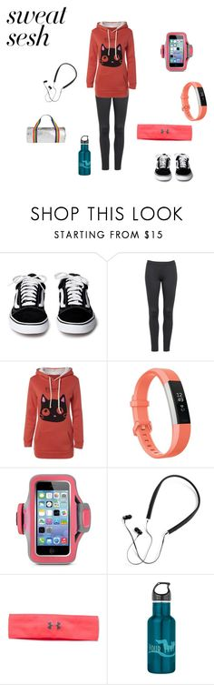 """""""Untitled #50"""" by singpraydance on Polyvore featuring Cosabella, Fitbit, Belkin, Polaroid, Under Armour and ban.do"""