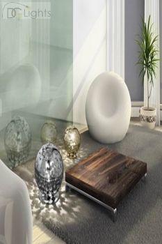 LUCE da VIVERE Bubbles Lampe Bodenleuchte Tischlampe erhältlich bei Ihrem DGLights Designer Lampen Versand und Internet Einzelhandel