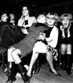 Beatles fans, 1964