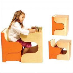 P'kolina kids desk, age 3-7, $178.20
