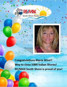 Congrats Marie Wise!