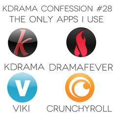 .@korean_dramas | Literally, the only apps... #kdramaconfession #kdramaconfession28 | Webstagram - the best Instagram viewer