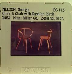 George-Nelson-Chairs-1958-35mm-Modern-Furniture-Design-Slide