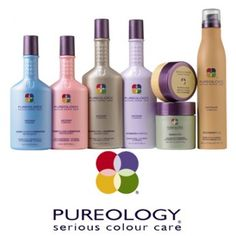 PUREOLOGY-always has been, and always will be my very favorite shampoo & conditioner. Not. My personal fave, but definitely superior yo most.