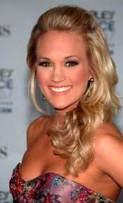 Carrie Underwood - pick her from the auditions that she would win Idol.  Amazingly talented, love those vocals and a down home girl.