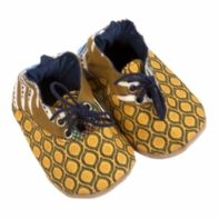 M0309 - Yellow and Blue Takkie