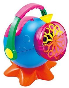 Bubble-Factory-Machine-Maker-Air-Circus-Kids-Play-Toy-Gift-Party-Garden-Fun-Play