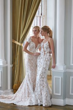 549cd7f931f8 Glenn and Skyler lace wedding dresses by Isabelle Armstrong Wedding Dress  Trends