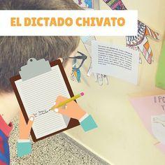 🗨Dictados📝 Otra forma de hacer dictados. Un mismo texto repartido en diferentes sitios de la clase,  y en relevos tienen que escribir en… Instagram, Ideas, Texts, Shapes, Activities, Classroom, Thoughts