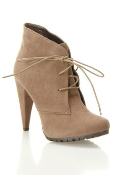 3c280820b5ed5 booties Shoes World, Shoes Heels Boots, Shoes Sandals, Tan Booties, Bootie  Boots