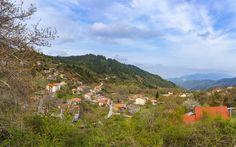 ΠΑΥΛΙΑΝΗ Places In Greece, The Good Place, Dolores Park, Greek, Mountains, Nature, Amazing Places, Travel, Editor