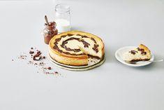 Nutella, Pancakes, Cheesecake, Keto, Baking, Breakfast, Food, Morning Coffee, Cheesecakes