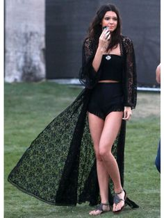 Kendall Jenner version Coachella