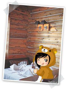 Appétit d'Ours aux Barmes | Le monde de Tokyobanhbao: Blog Mode gourmand