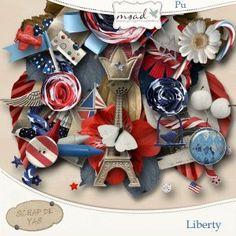 Kit Liberty by Scrap de Yas (PU)
