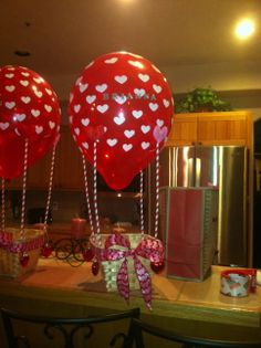 My Valentines Day Hot Air Balloon!!:)