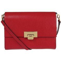 Lodis Eden Leather Crossbody Bag