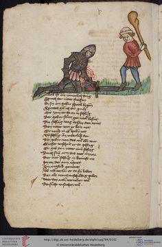 Cod. Pal. germ. 794: [Ulrich] Boner: Edelstein (Schwaben (Oberrhein?), um 1410/1420), Fol 48v