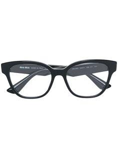 d2ffc69f7f67 MIU MIU EYEWEAR cat eye glasses.  miumiueyewear