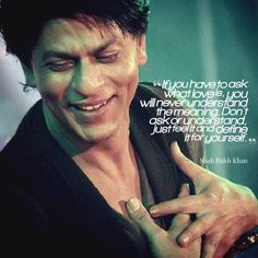 The king of romance 💕💕💕💕 King Of My Heart, King Of Hearts, Indian Celebrities, Bollywood Celebrities, Bollywood Stars, Bollywood News, Shah Rukh Khan Quotes, Romantic Dialogues, Richest Actors
