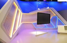 globo esporte television studio - Google Search