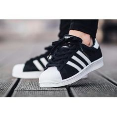 Zapatillas adidas Superstar Black, Dama! Envio Gratis