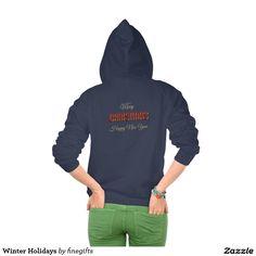 #MerryChristmas Hooded #Sweatshirt @Zazzle