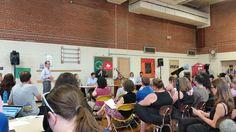 Audience Rose City Park School June 1st 2016